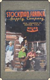 Millers Stockman Catalog