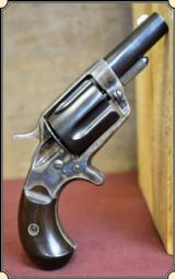 Colt New Line single action revolver, .38 cal. ((((((CENTER FIRE)))))