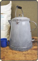 EXTRA EXTRA large Chuck Wagon Coffee pot