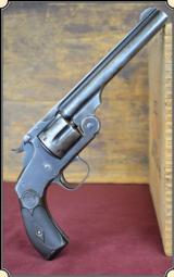 Smith & Wesson New Model 3 Revolver