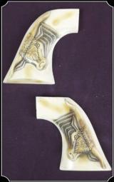 Ruger - Steer head grip #2