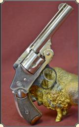 S&W Saftey Hammerless .38 S&W