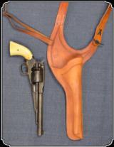 Holster - Texas Shoulder Holster for >>8<< inch Barrel guns RJT#4519 -- 5 of 7