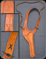 Holster - Texas Shoulder Holster for >>8<< inch Barrel guns RJT#4519 -- 7 of 7