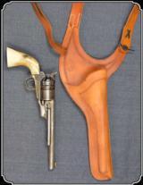 Holster - Texas Shoulder Holster for >>8<< inch Barrel guns RJT#4519 -- 3 of 7