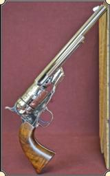 New Unfired Colt 2nd Gen 1860 Army Kenny Howell-made Complete Conversion