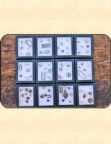 Buy 12 Wholesale Sgt. Riker Cases with authentic Civil War artifacts!RJT#3722-JM -$94.95 - 5 of 5