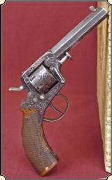 Massachusetts Arms Adams patent .22 S.A. revolver