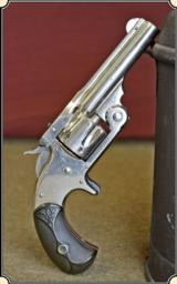 Smith & Wesson 1 1/2 Single Action .32 center fire caliber revolver