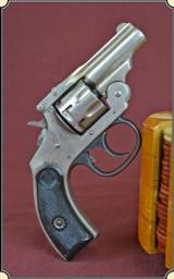 Bicycle gun Harrington & Richardson double action .22 Caliber