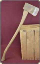 Modern Woodsmen of the World parade axe