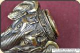 Elephant head Figural match safe or Match Vesta plus box of matches. - 6 of 9