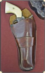 Holster 1920 or earlier Vintage right Side Holster