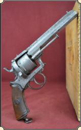 August Francotte pinfire revolver
