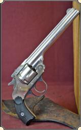 """""""Forehand Model 1901"""" Hopkins & Allen Double Action, Top Break .38"""