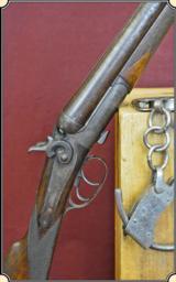 S.H.C. Coach Gun-- 10 GA. antique