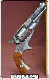 Original percussion Remington Pocket model Revolver