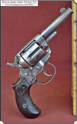 Colt 1877 Thunderer, 41 Colt cal.