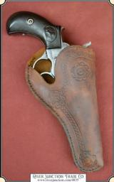 Original antique holster for 3 1/4 inch barrel
