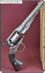 Only 2500 made -- Remington New Model S/A Belt Revolver Revolver. .38 RF - 1 of 21