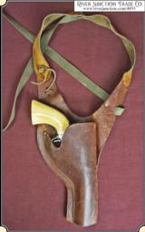 Antique Texas Shoulder Holster for your vintage Colt SAA