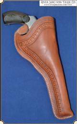 Holster Copied after Clark Saddlery holster - 2 of 6
