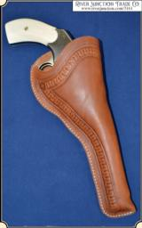 Holster Copied after Clark Saddlery holster - 1 of 6
