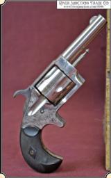 """Sterling"" .32 rimfire spur trigger revolver."