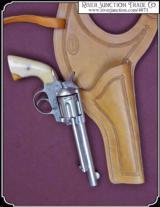 Small Frame Revolver Shoulder Holster - 5 of 20
