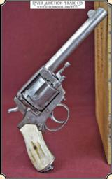 Antique Frontier Army Revolver .44-40 Winchester