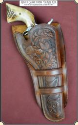 """Antique holster for Colt SAA 7 1/2"""" barrel"""