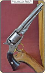 Remington New Model Police Revolver Revolver. .36 percussion