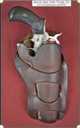 Herman H. Heiser holster for a small frame frontier era revolver