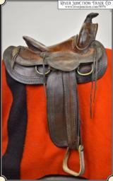 S D Myres Saddle