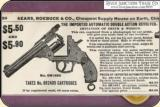 Copy of a Smith & Wesson Double Action Frontier .44-40 - 19 of 19