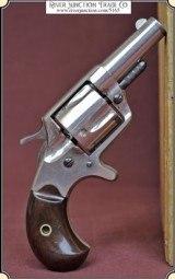 Very High Condition Colt New Line spur trigger revolver .41 cal.