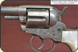 Colt Lightning .38 Long Mother of Pearl Grips - 5 of 21