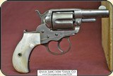 Colt Lightning .38 Long Mother of Pearl Grips - 2 of 21