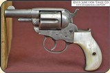 Colt Lightning .38 Long Mother of Pearl Grips - 4 of 21