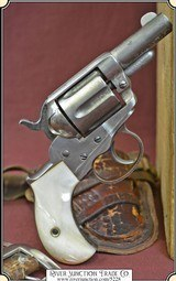Colt Lightning .38 Long Mother of Pearl Grips