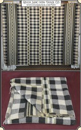Tan and Gray Plaid Horse Blanket 2 of 2 - 1 of 8
