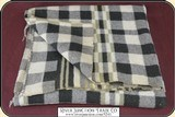 Tan and Gray Plaid Horse Blanket 2 of 2 - 2 of 8
