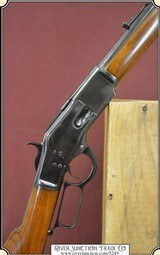 ANTIQUE Winchester 1873 short rifle .44-40