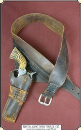 A Fast draw Lawrence Holster and belt