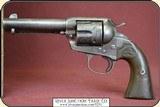"""Dead man's gun, Colt Bisley .38-40 cal., 4-3/4"""" barrel - 4 of 20"""