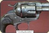 """Dead man's gun, Colt Bisley .38-40 cal., 4-3/4"""" barrel - 3 of 20"""