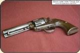 """Dead man's gun, Colt Bisley .38-40 cal., 4-3/4"""" barrel - 14 of 20"""