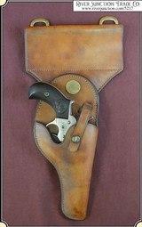 Northwest Mounted Police Holster For Sam Browne belt
