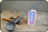 Cast Iron Ladel for Smelting