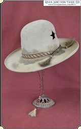 Hat Vintage original Resistol western hat - with (real) character